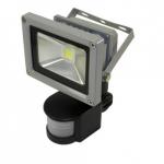 Светодиодный прожектор с датчиком
