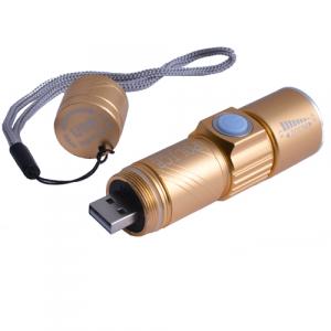 Тактический фонарь Police Police 501 + (Power Bank )