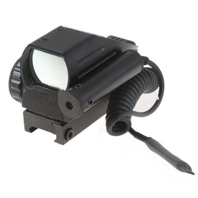 Прицел коллиматорный HD-103A c лазером