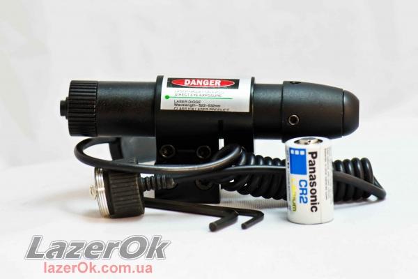 Подствольные лазерные прицелы (ЛЦУ) 248_2
