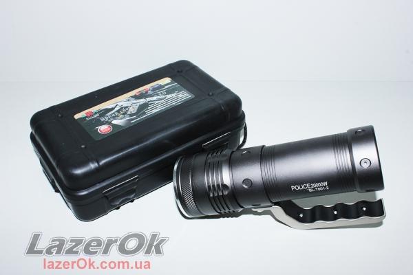 Налобный фонарик Bailong Police BL-6699-T6