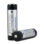 Keeppower 18650 3400 mAh с защитой