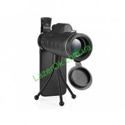 Монокуляр Bushnell 18x42 (двойная фокусирвка + крепление телефона)