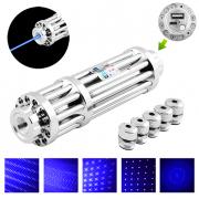 Лазер синий B17 с дополнительными насадками