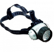 Фонарь налобный Bailong 050-9 (9 LED диодов)
