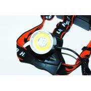 Налобный фонарь Police 8003 T6+COB