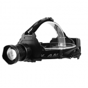 Налобный фонарь Police T70 HP70 (на 3 аккумулятора)