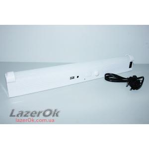 Мощная лампа-фонарь GD 1040S с возможностью зарядки телефонов!