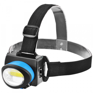 Налобный фонарь C539 cob (аккумуляторный)