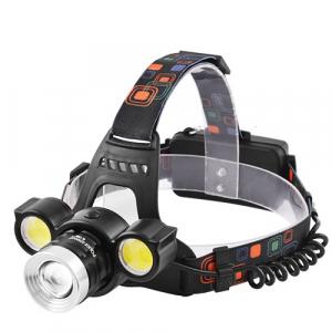 Налобный фонарь Police С864 Т6+Cob