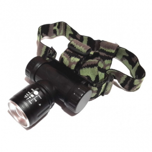 Налобный фонарь Police 6952 T6