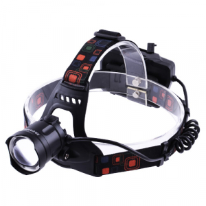 Налобный фонарь Police XQ-219-HP50 (на 3 аккумулятора)