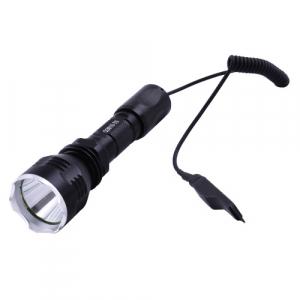 Підствольний ліхтар Police Q2810 T6 (без фокусування)
