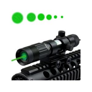 Лазерный фонарь MD44 - зеленый луч 2019г