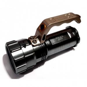 Прожектор Police K03 T6 (3 аккумулятора + Zoom)