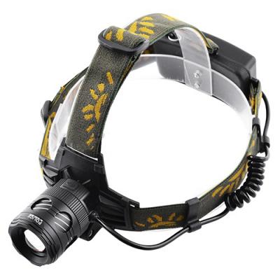 Ультрафиолетовый фонарь налобный Police 6813А