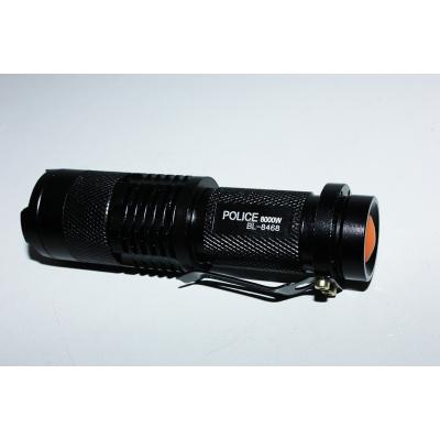 Тактический фонарь Police BL 8468
