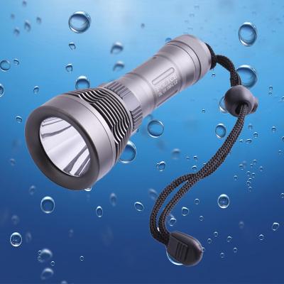 Фонарь подводный  Police DL09 Т6